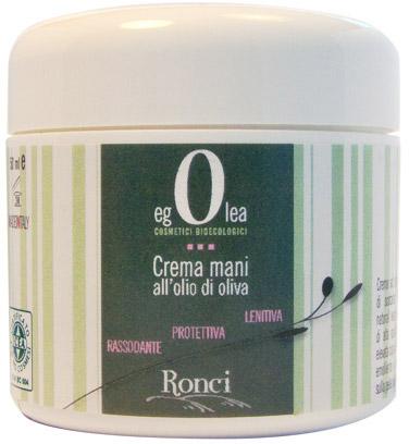crema mani olio di oliva ronci