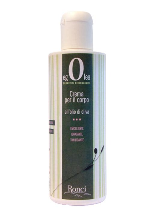 crema corpo olio di oliva ronci